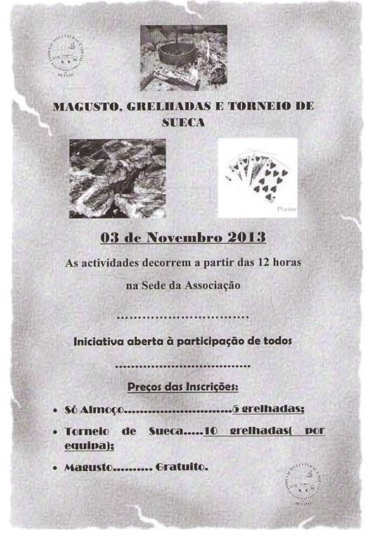 Magusto 2013