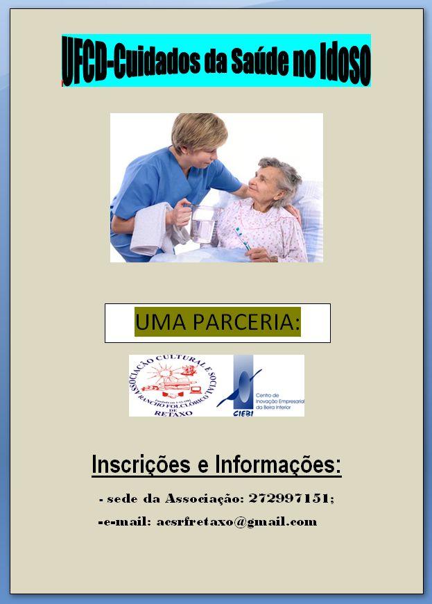UFCD - Cuidados de Saúde no Idoso